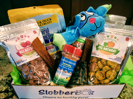 SlobberBox products